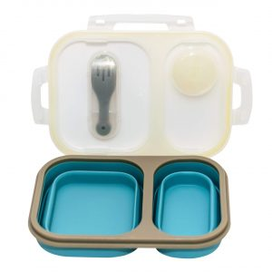 Collapsible Tiffin Lunch Box